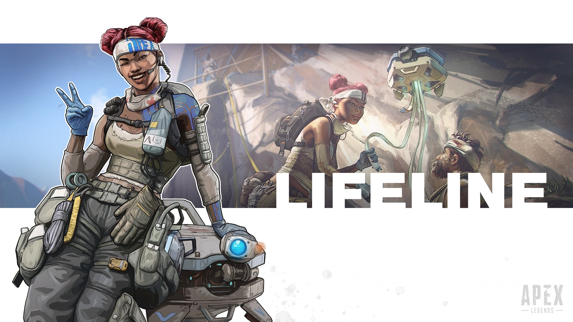 Apex Legends Lifeline Wallpaper 67149 1920x1080px