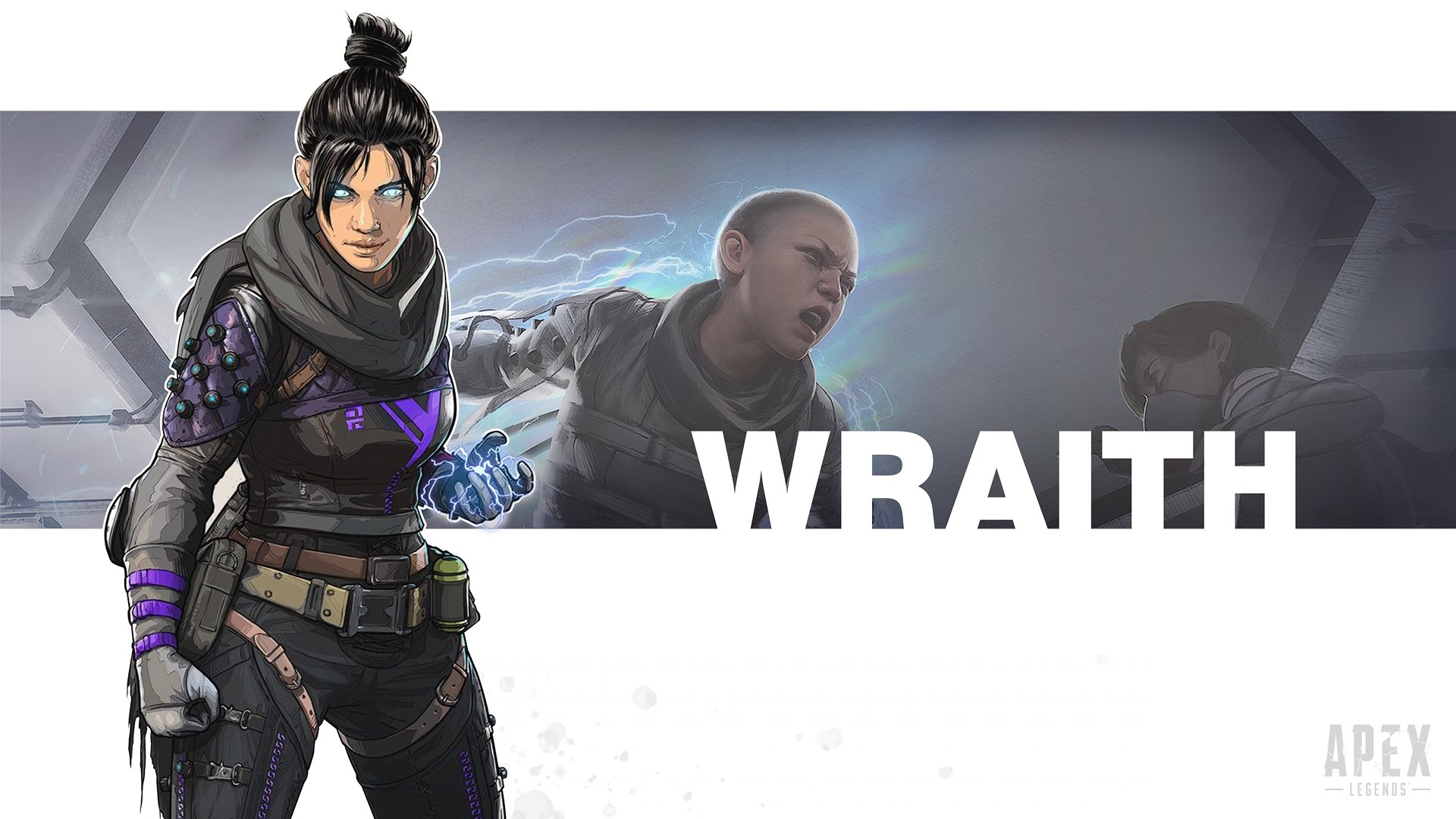 apex legends wraith wallpaper 67148