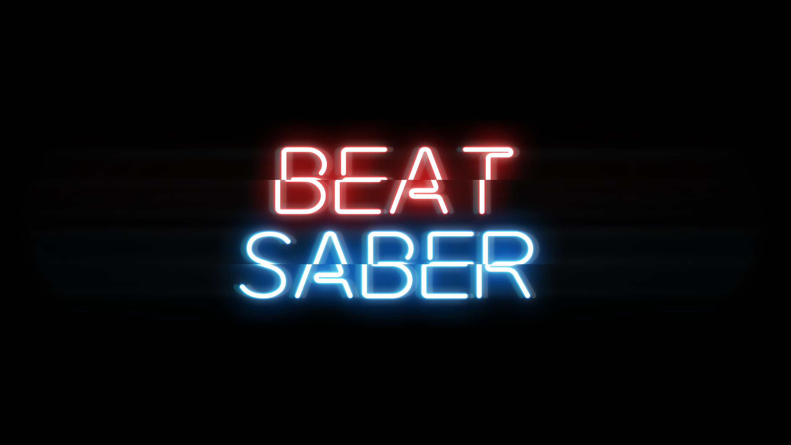 beat saber logo wallpaper 67666
