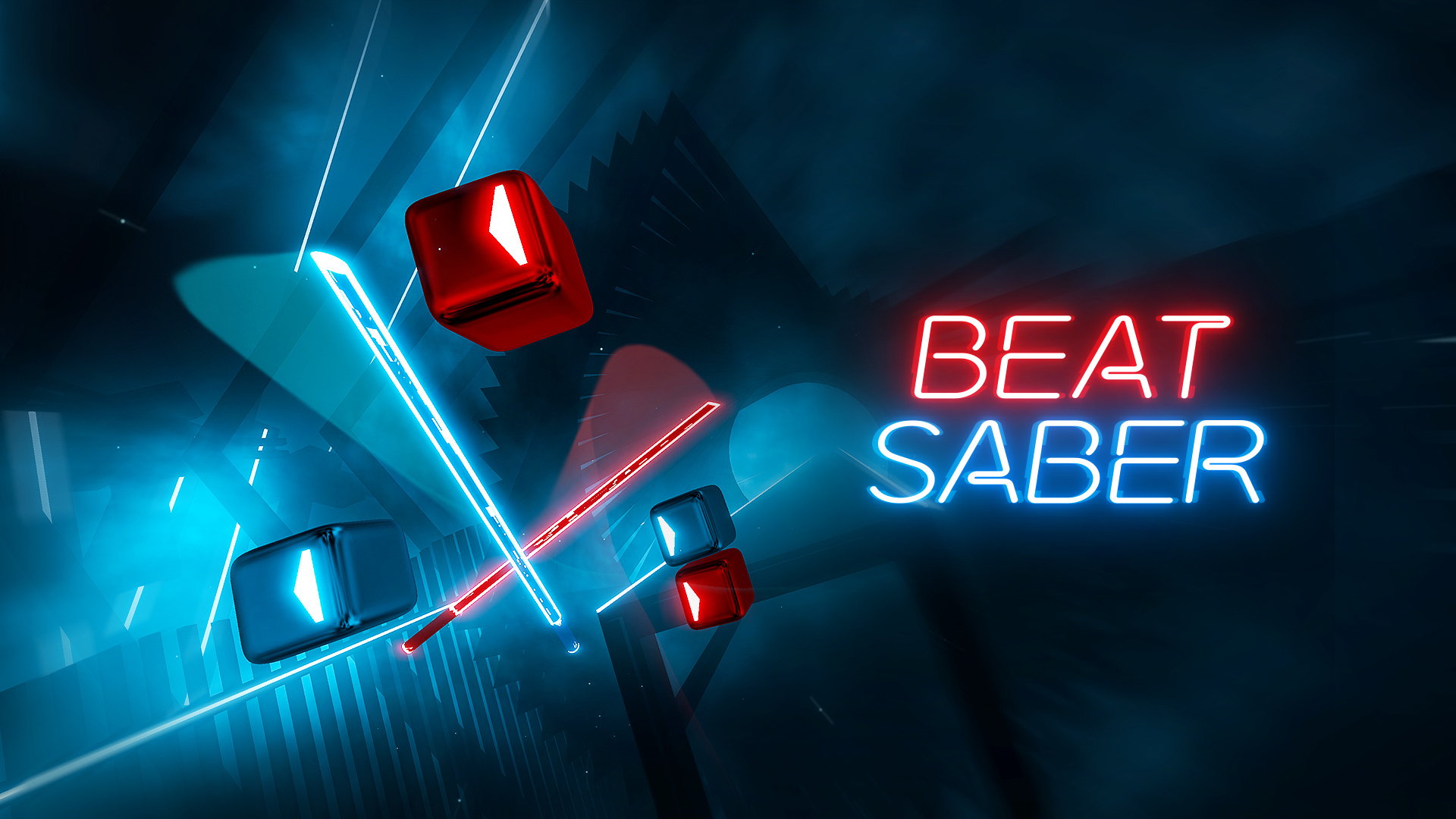 Beat Saber Video Game HD Wallpaper 67665 1920x1080px