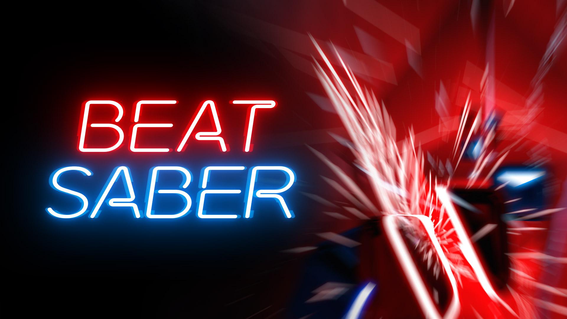 beat saber vr game wallpaper 67664