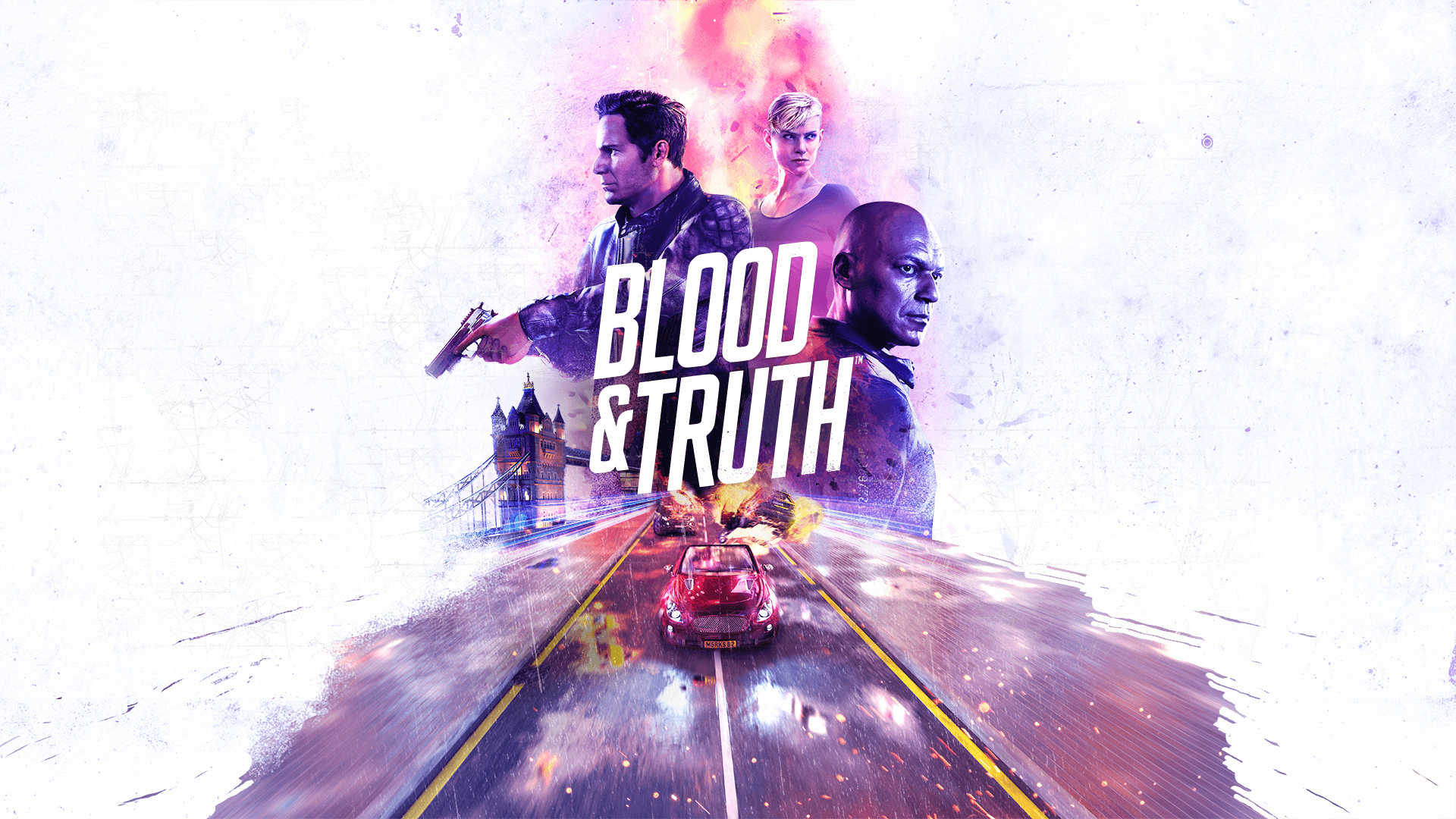 blood and truth video game wallpaper 67673