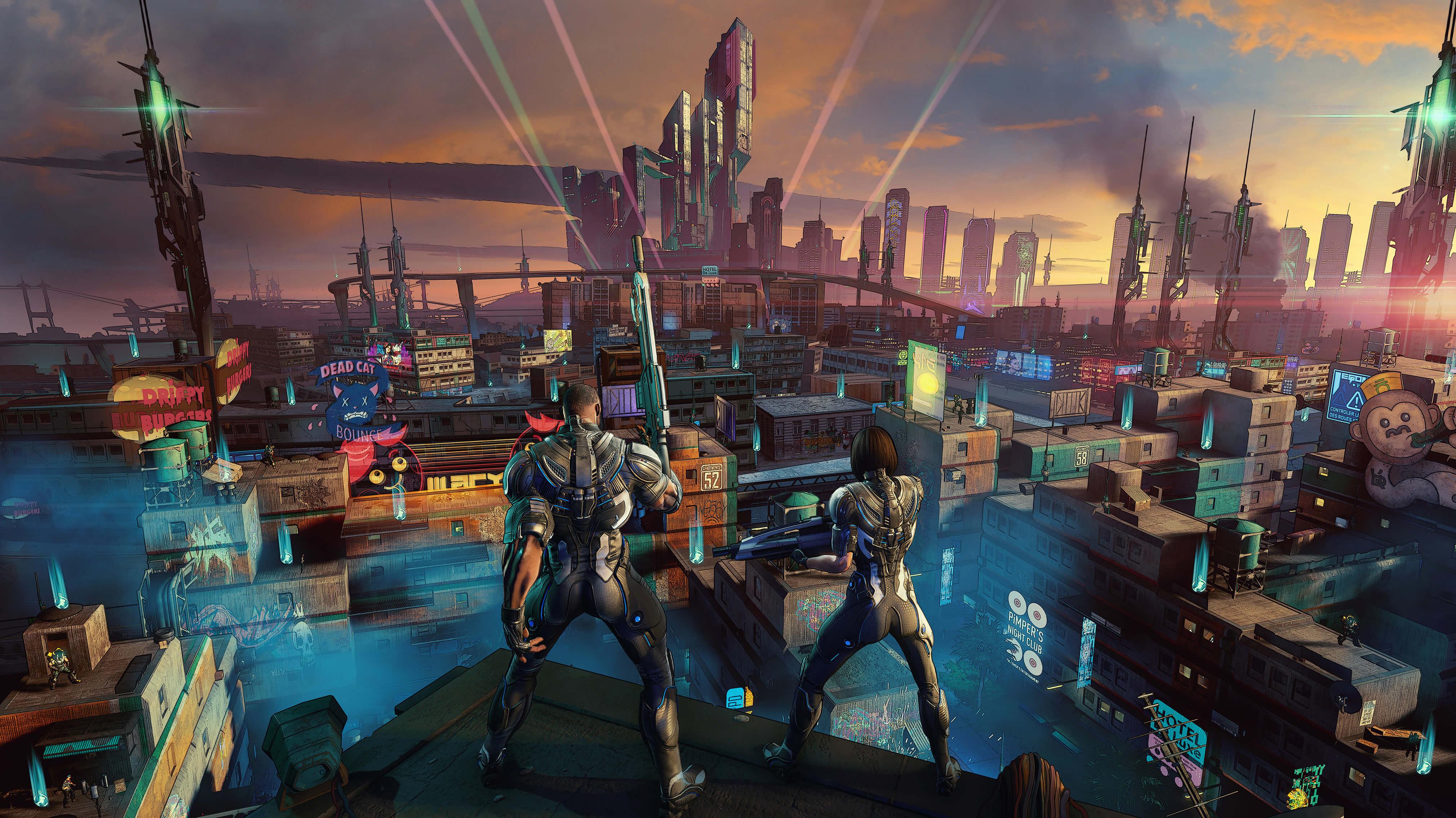crackdown 3 game widescreen wallpaper 67130