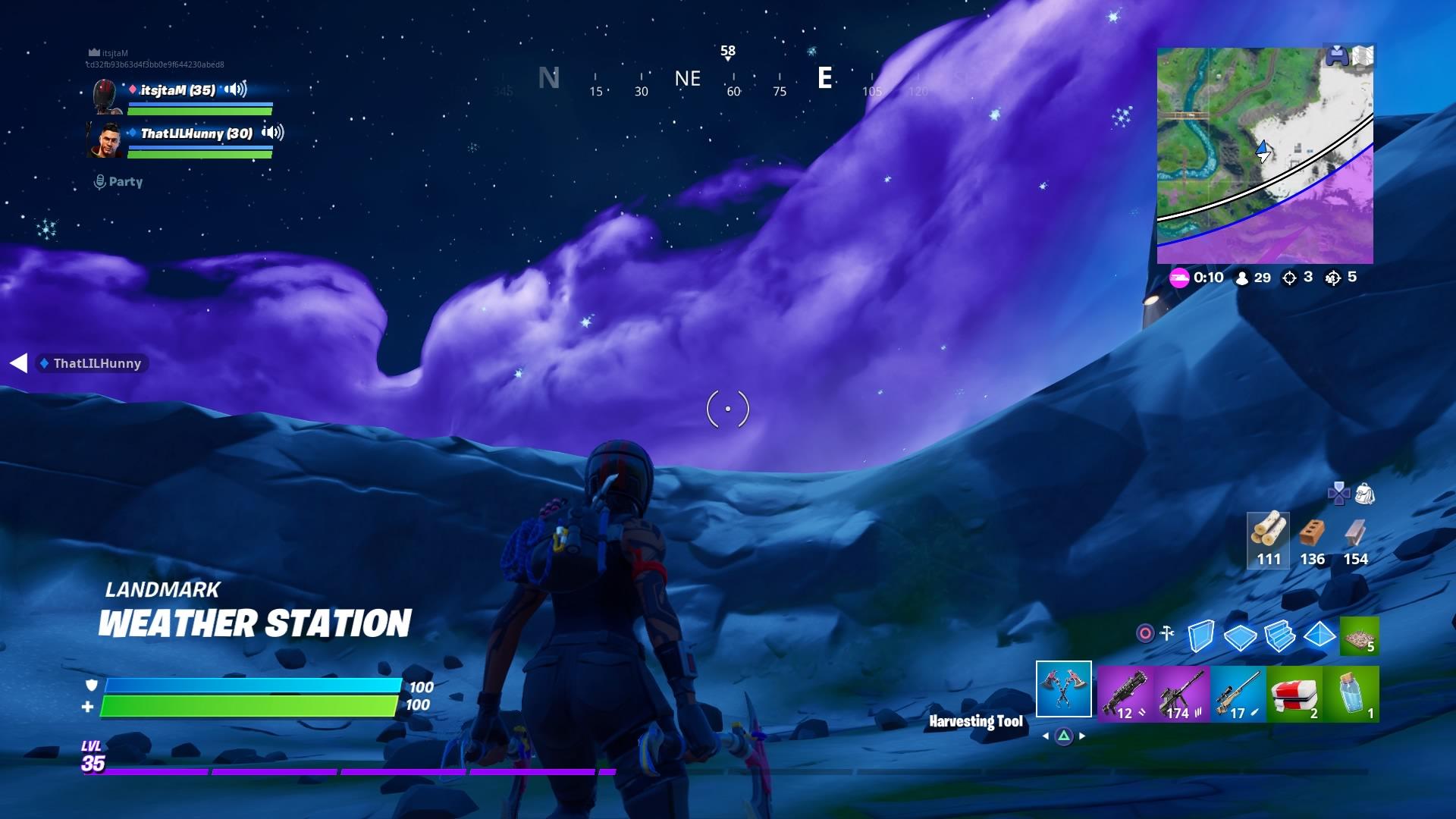 fortnite sky wallpaper 69347