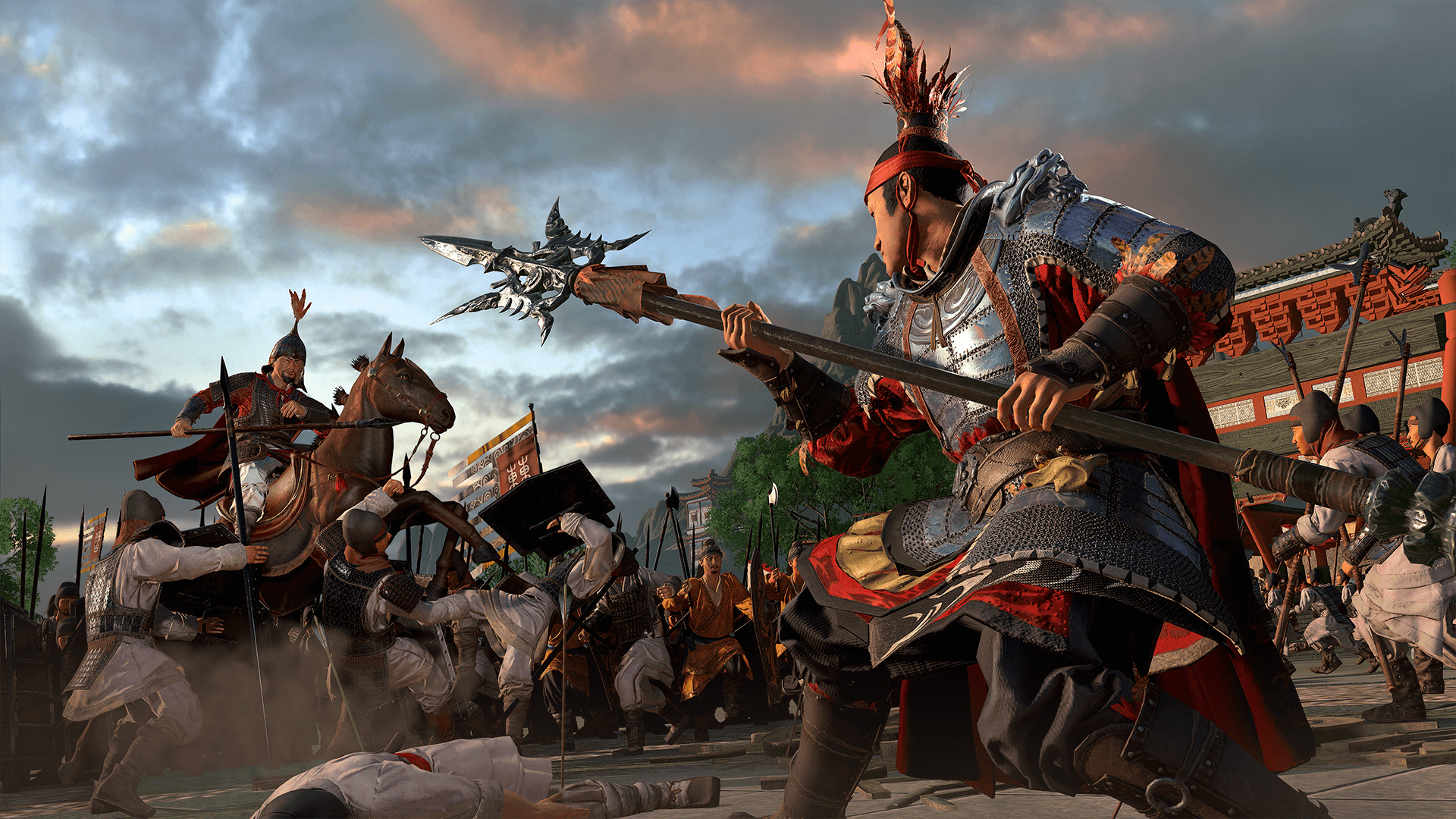 Hd Total War Three Kingdoms Wallpaper 67505 1920x1080px