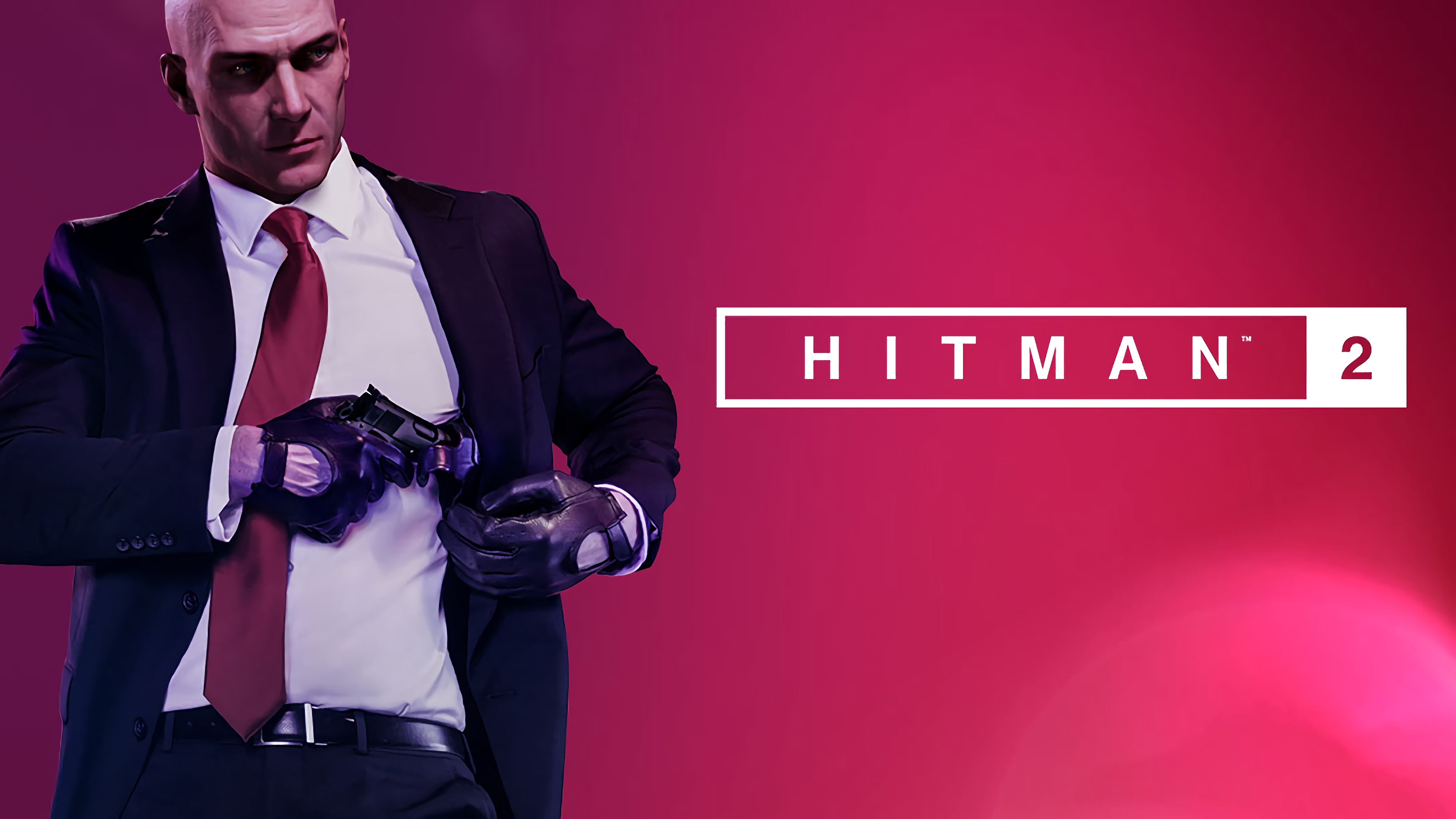 Hitman 2 Game Widescreen Wallpaper 67155 3840x2160px