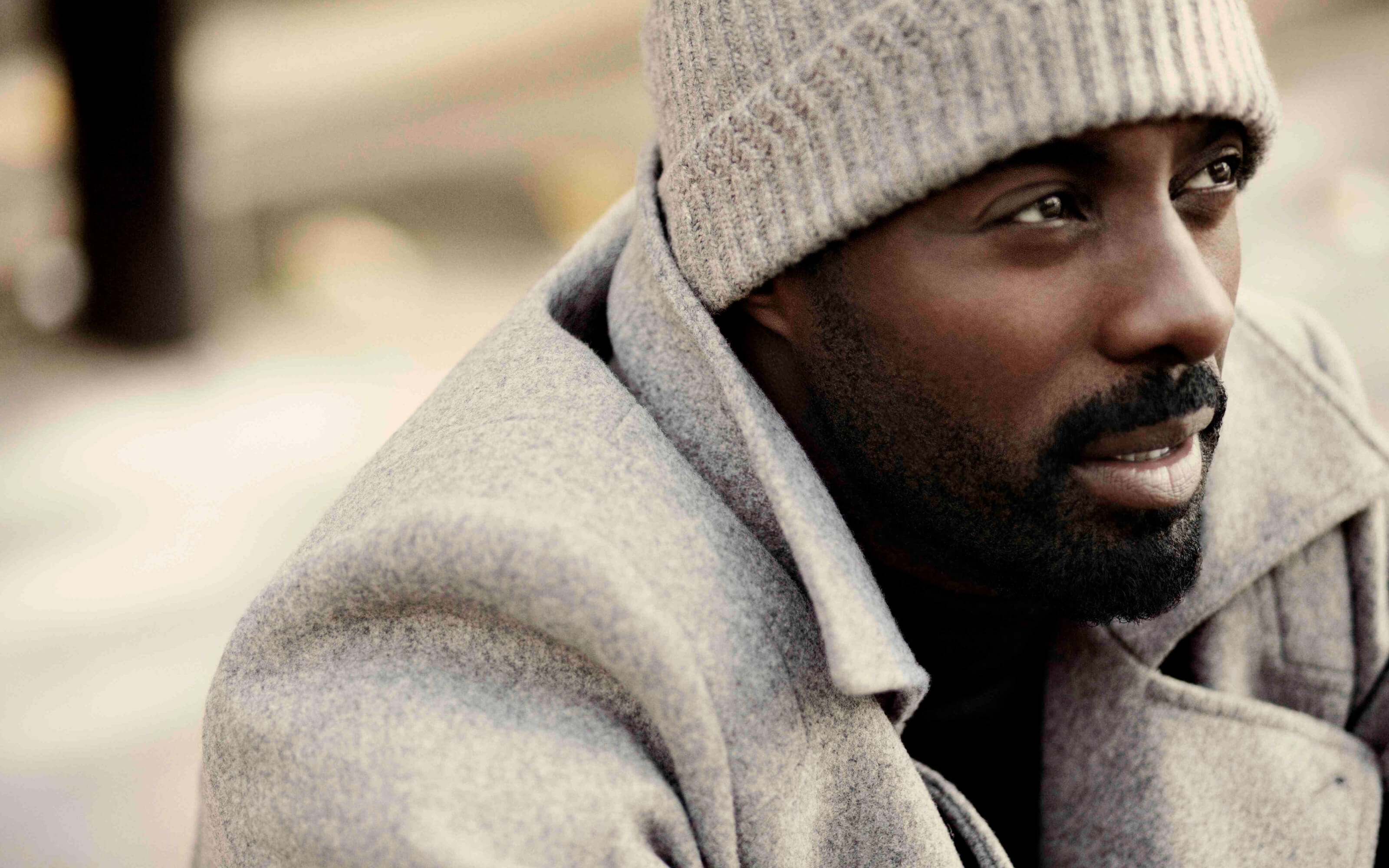 idris elba beanie background wallpaper 67009