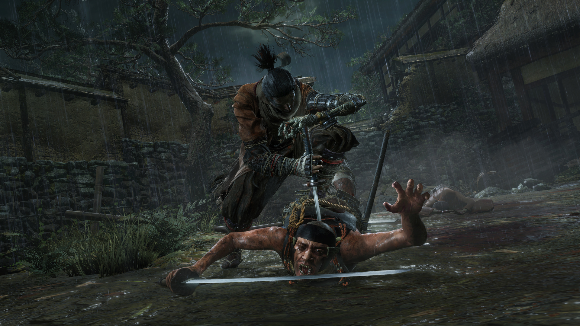 sekiro shadows die twice video game wallpaper 67294
