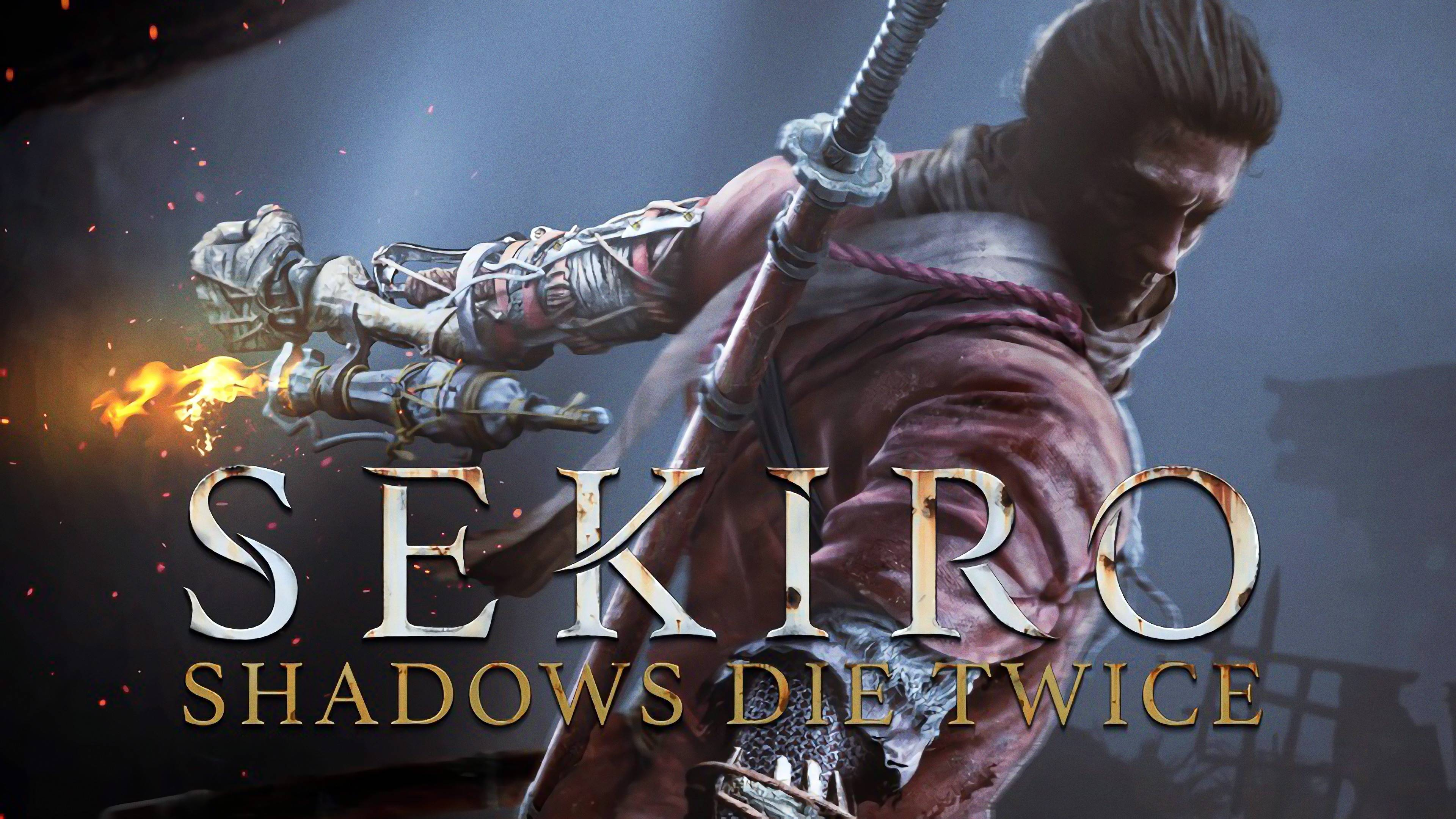 sekiro shadows die twice video game wide wallpaper 67307
