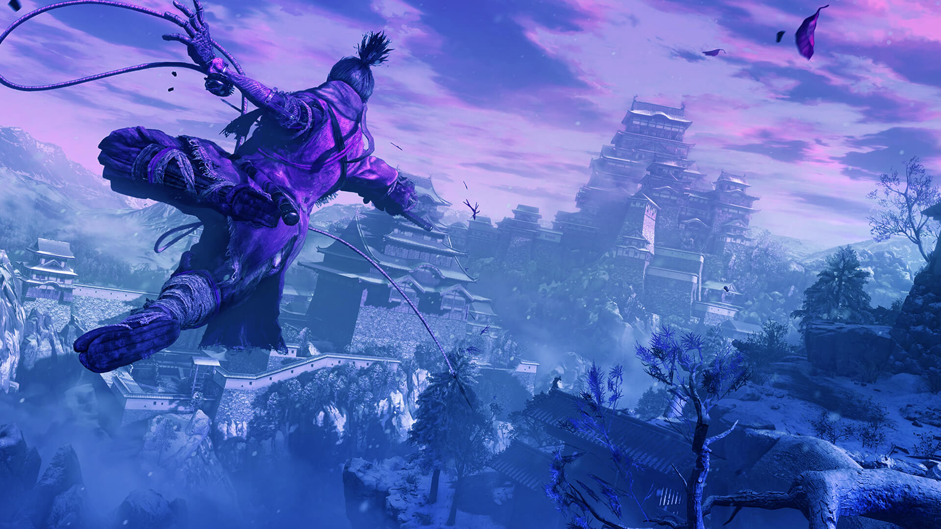 sekiro shadows die twice wallpaper 67293