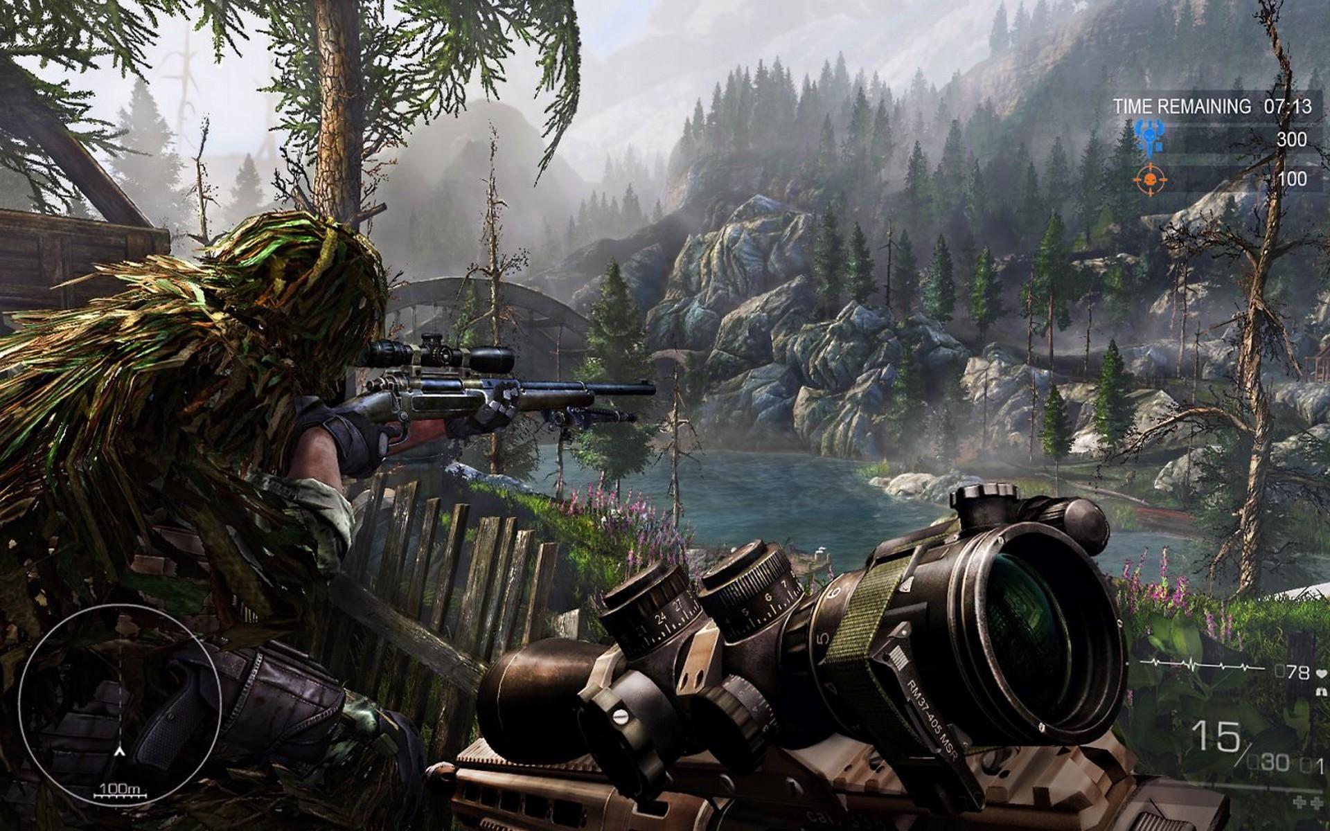 sniper ghost warrior contracts screenshot wallpaper 69394