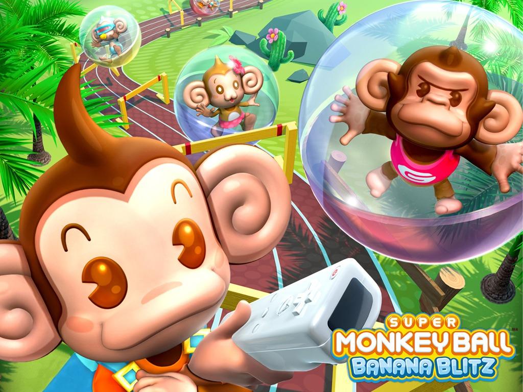 super monkey ball game wallpaper 69392