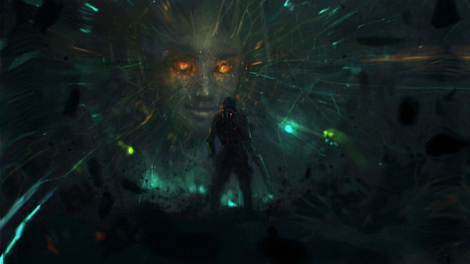 system shock video game wallpaper 69861
