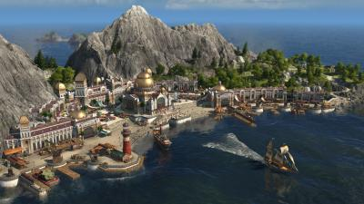 Anno 1800 Video Game Wallpaper 67412