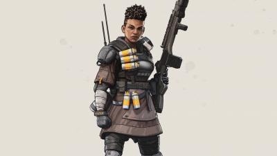 Apex Legends Bangalore Art Wallpaper 67143