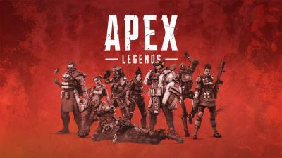 Apex Legends Characters HD Wallpaper 67323