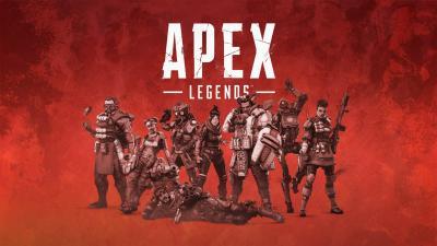 Apex Legends Characters HD Wallpaper 67323