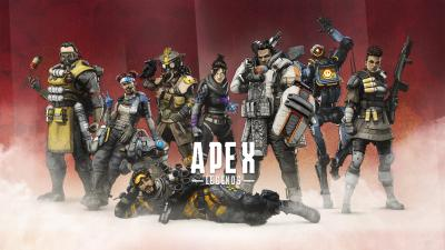 Apex Legends Characters Wallpaper 67145