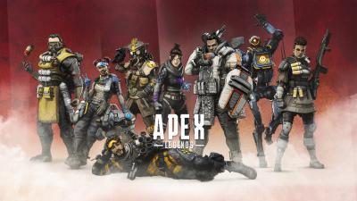 Apex Legends Characters Wallpaper 67145