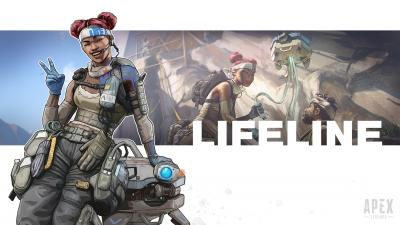 Apex Legends Lifeline Wallpaper 67149