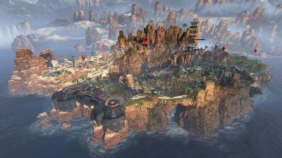 Apex Legends Map Overview Wallpaper 67322