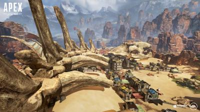 Apex Legends Video Game Map Wallpaper 67146