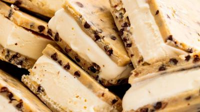 Cookie Dough Ice Cream Sandwiches Wallpaper 67341