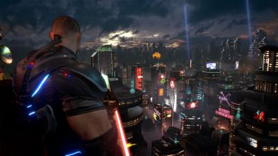Crackdown 3 Background HD Wallpaper 67128