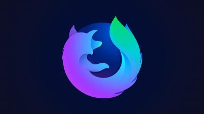 Firefox Night Logo HD Wallpaper 67328
