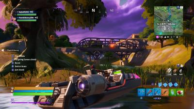 Fortnite Boat Rocket Wallpaper 69335