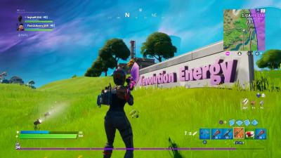 Fortnite Kevolution Energy Wallpaper 69337