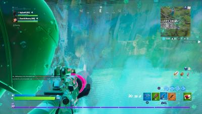 Fortnite Slurpy Swamp HD Wallpaper 69334