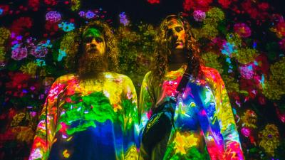 Hippie Sabotage Band Wallpaper 66790