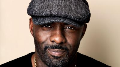 Idris Elba Hat Background Wallpaper 67011