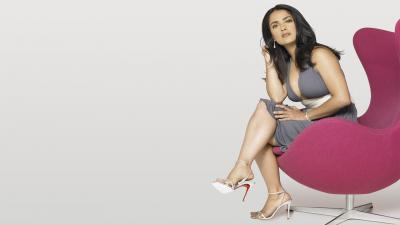 Salma Hayek Desktop Wallpaper 66900