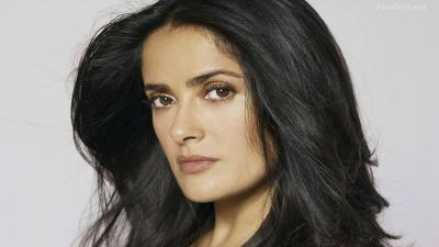Salma Hayek Face Wallpaper 66902