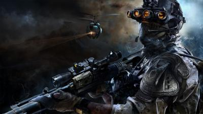 Sniper Ghost Warrior Contracts Background Wallpaper 69397