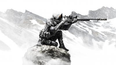 Sniper Ghost Warrior Contracts Game Background Wallpaper 69398