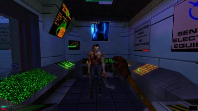 System Shock Desktop Wallpaper 69858