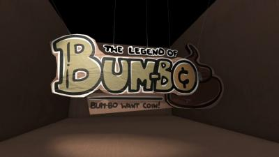 The Legend of Bumbo Logo Wallpaper 69390