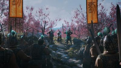 Total War Three Kingdoms Desktop HD Wallpaper 67502