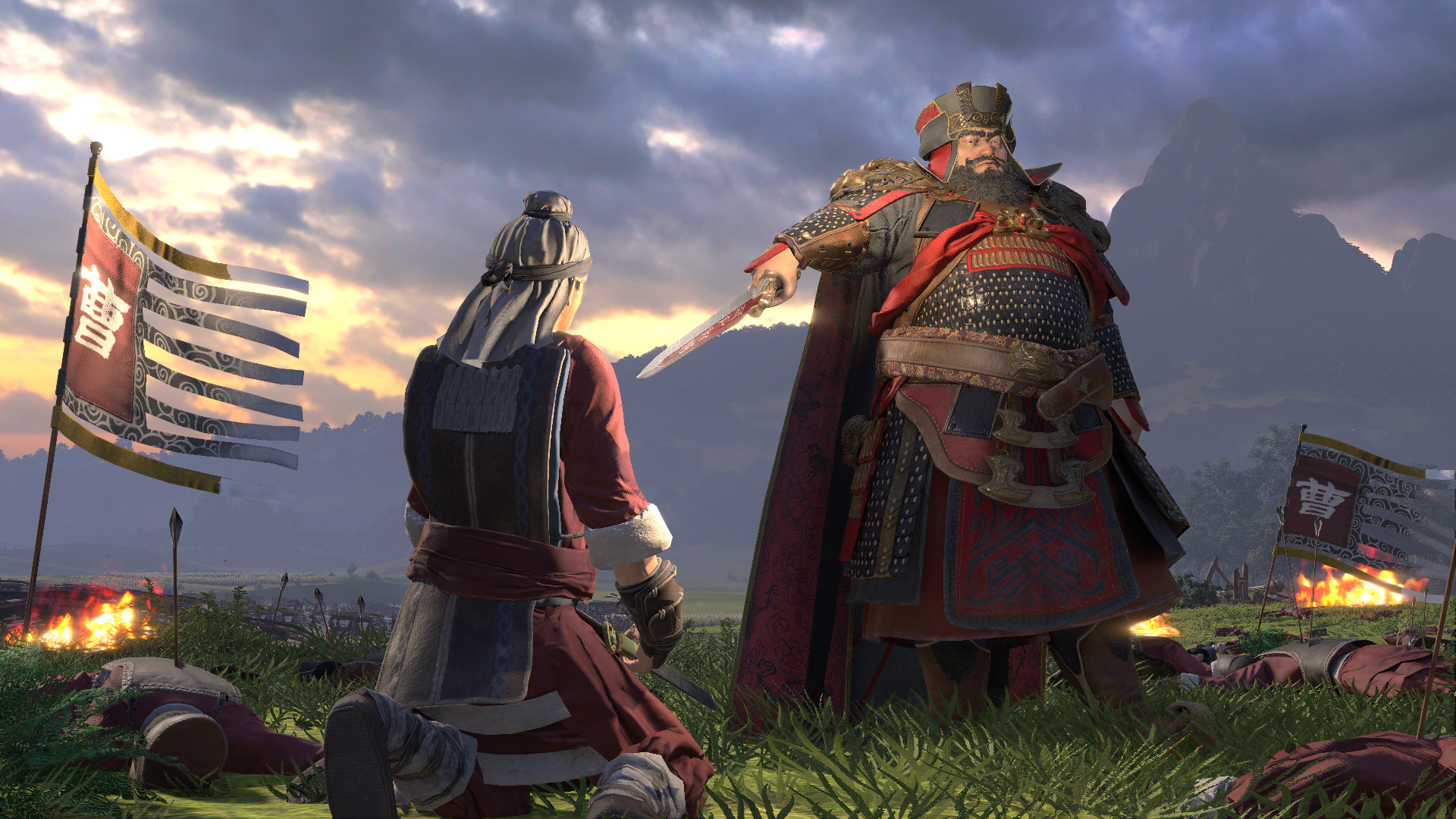 total war three kingdoms desktop wallpaper 67501