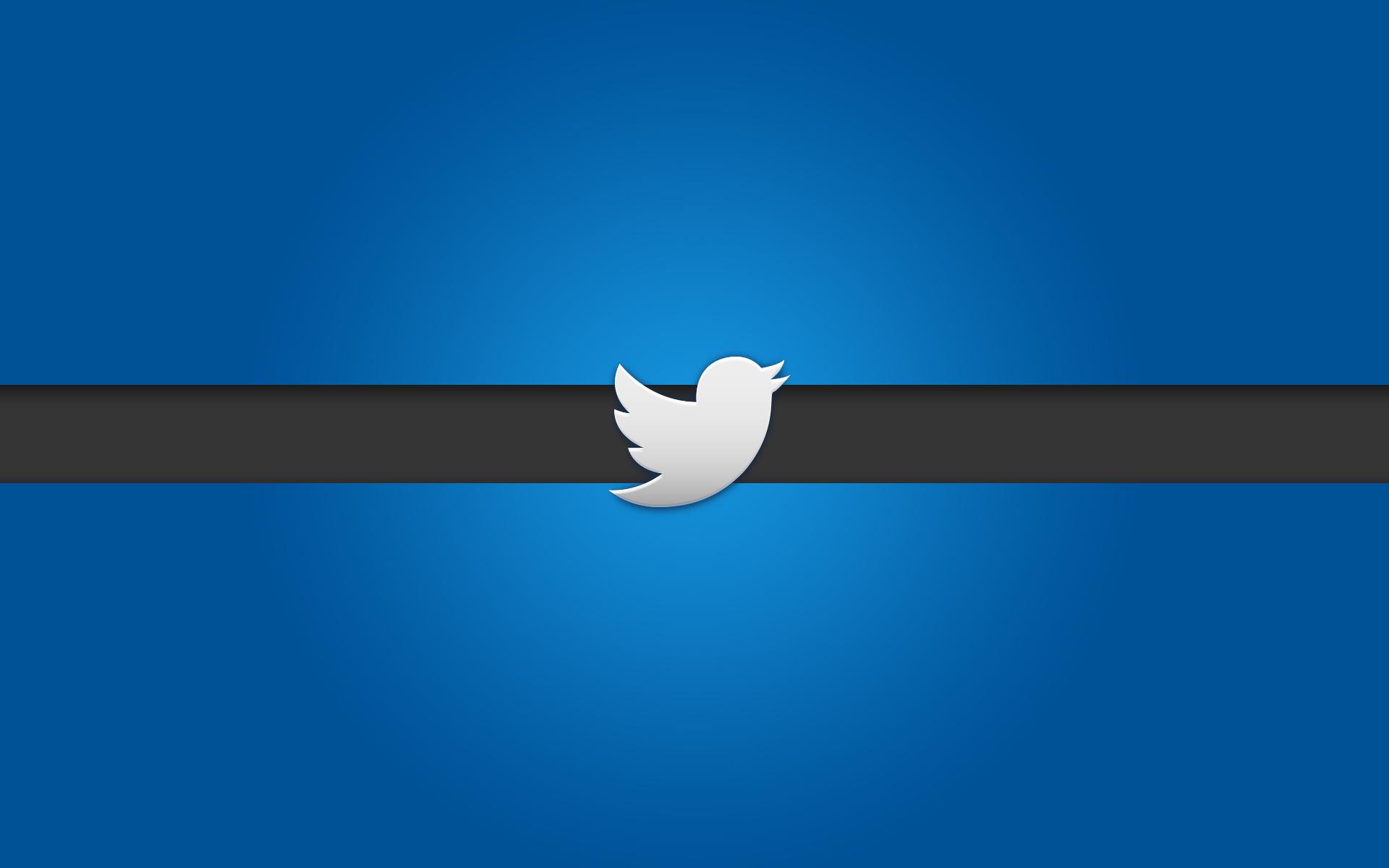 twitter logo desktop wallpaper 67338