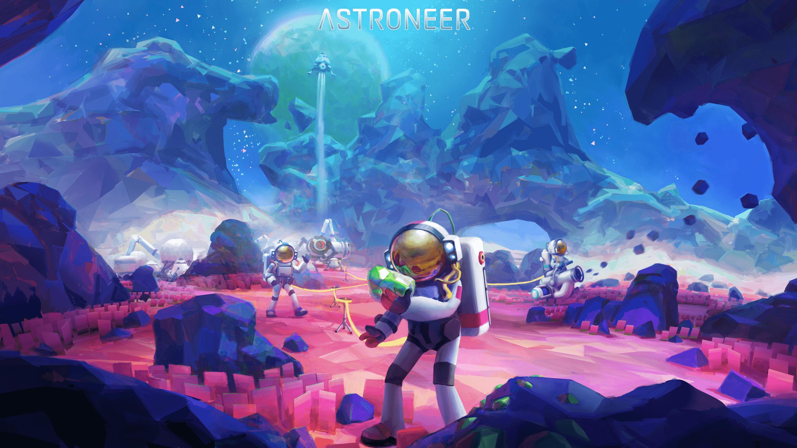 astroneer background hd wallpaper 69466