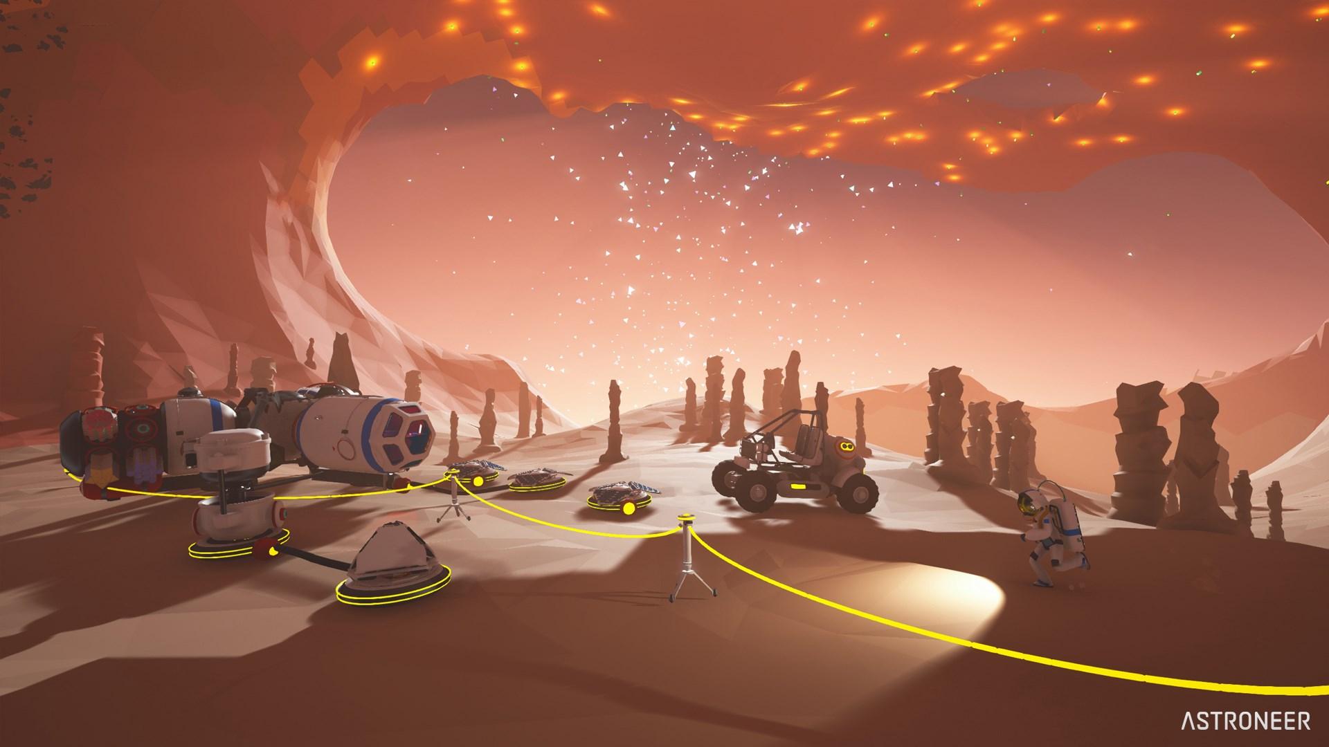 astroneer video game wallpaper 69470