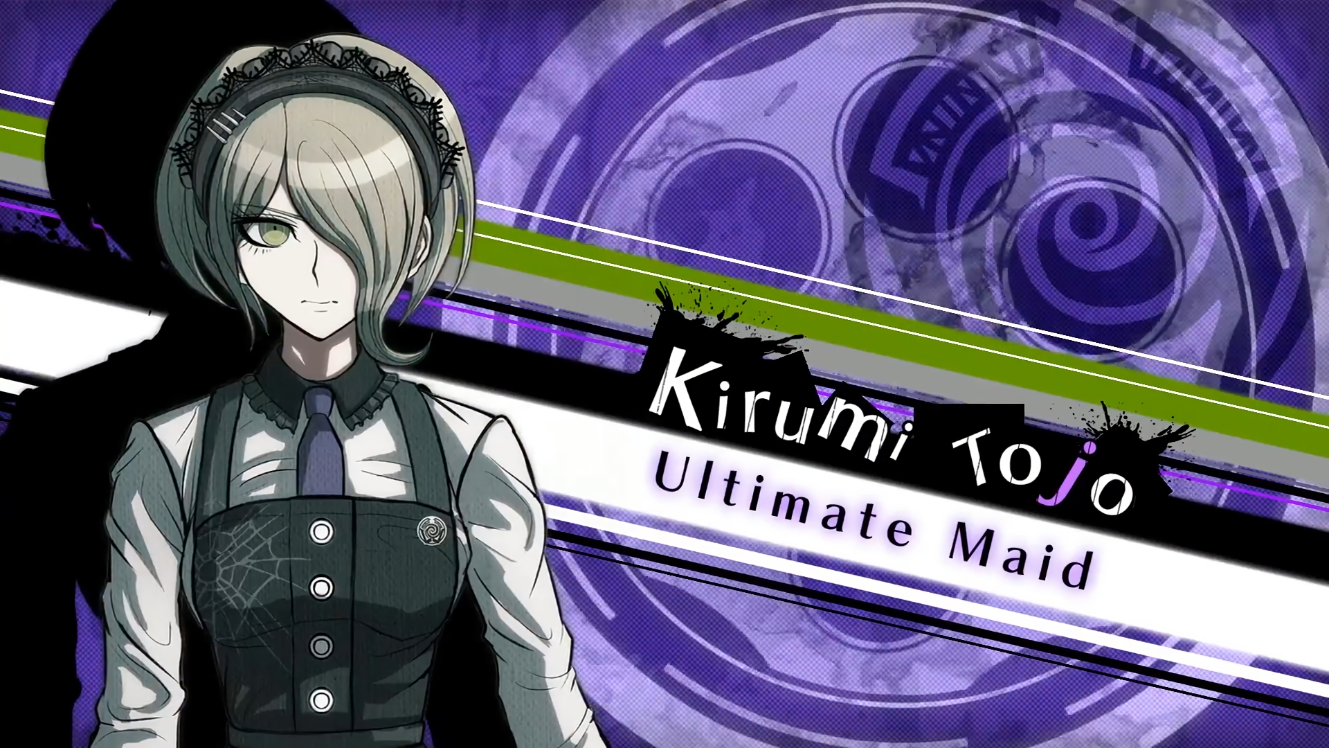 danganronpa v3 kirumi tojo wallpaper 67393