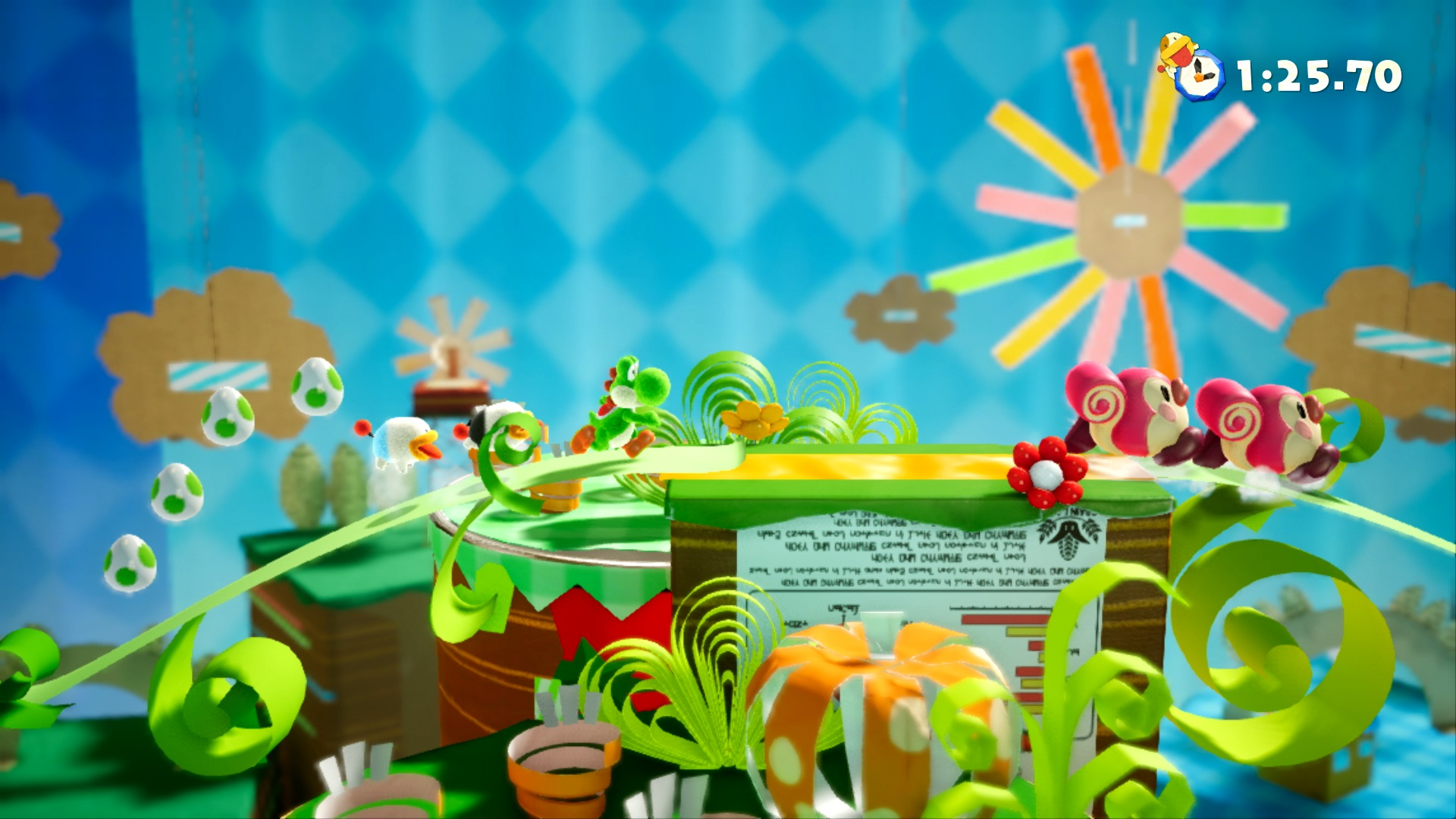 game yoshis crafted world wallpaper 67359