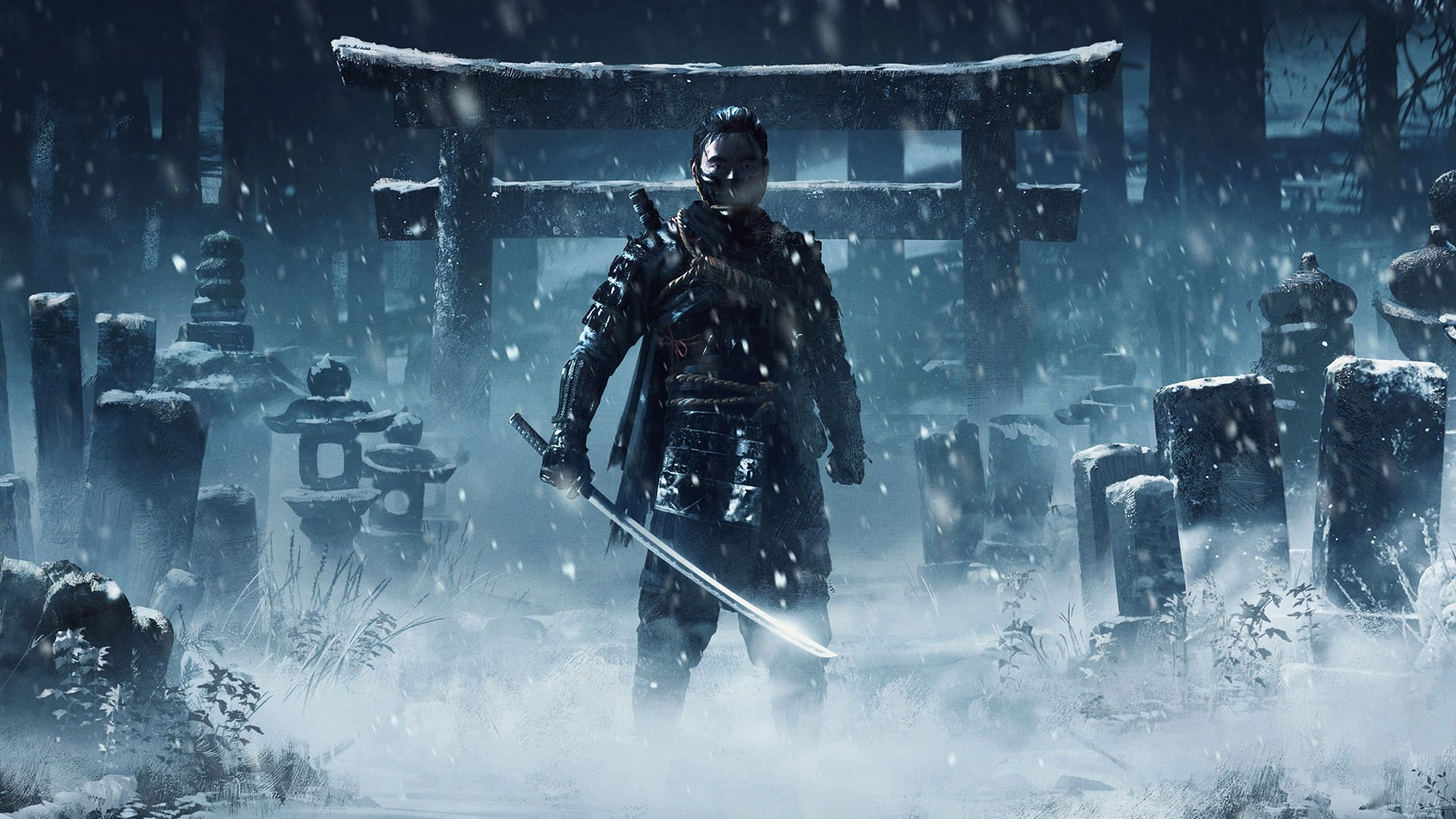 ghost of tsushima wallpaper 69719