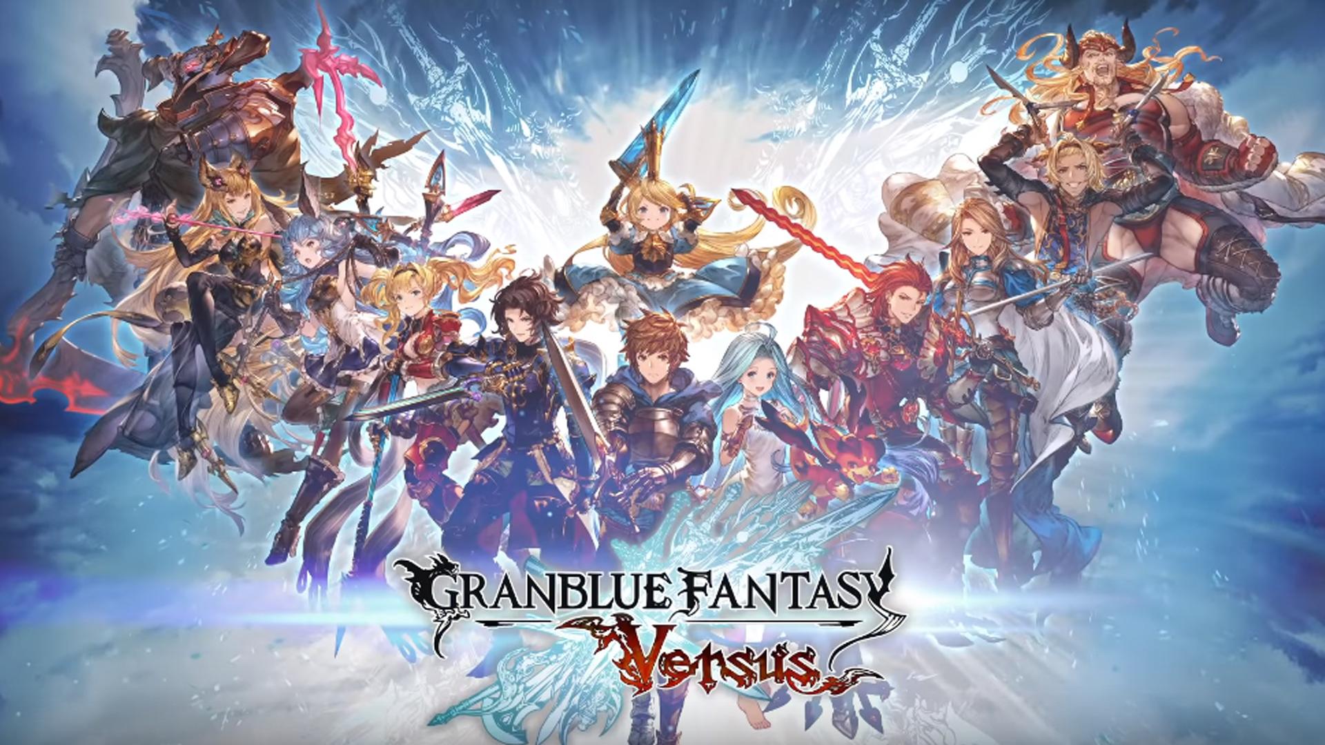 granblue fantasy versus art wallpaper 69710