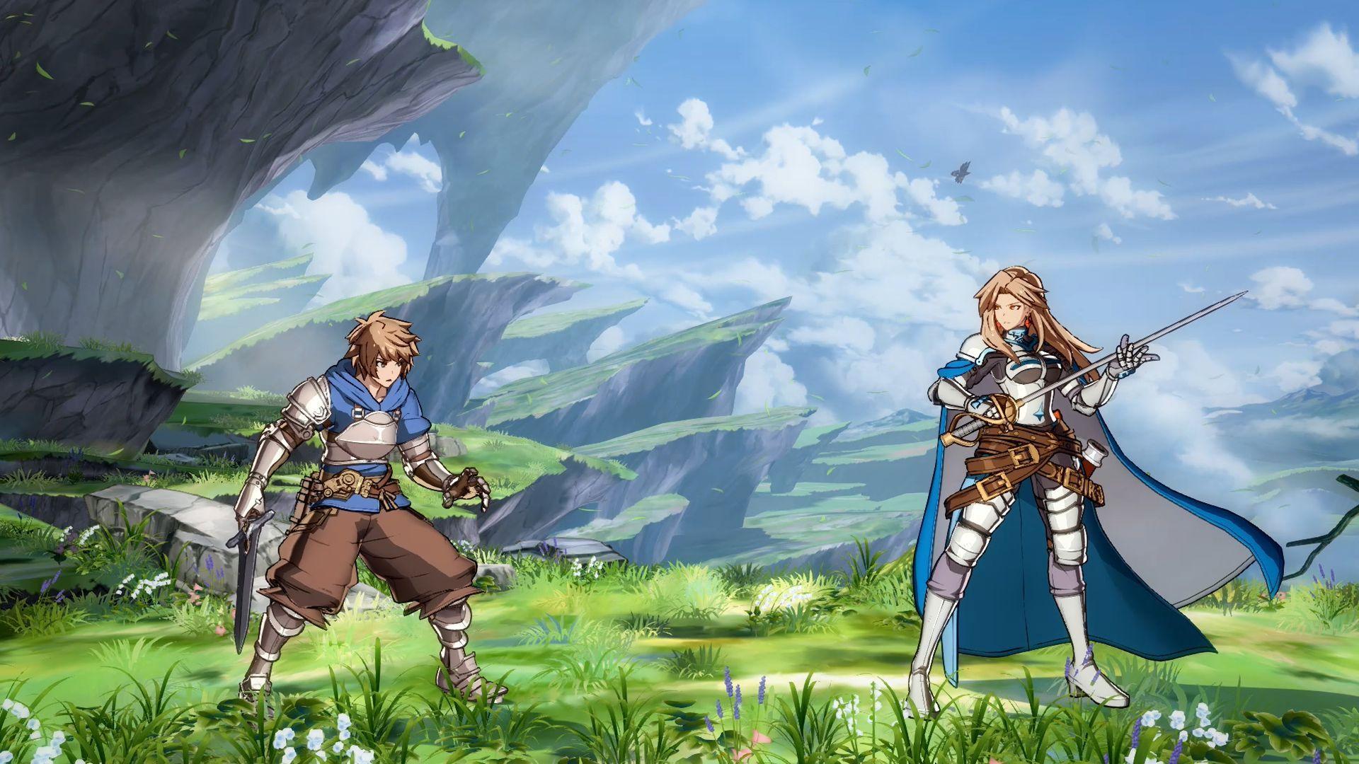 granblue fantasy versus game wallpaper 69705
